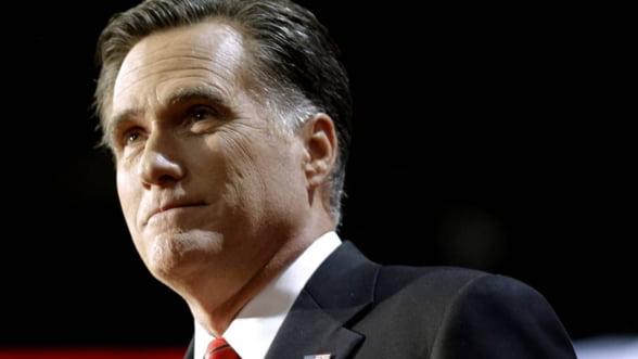 Mitt Romney l-a felicitat pe Barack Obama pentru victorie