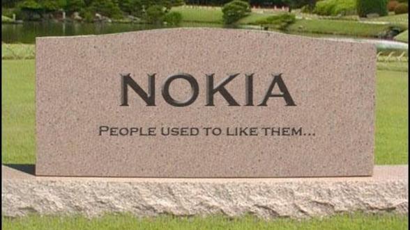 Moartea unui titan: Nokia dispare chiar si de pe pietele emergente