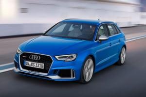 Model nou de la Audi