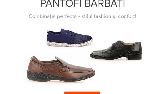 Modele de pantofi pentru barbati