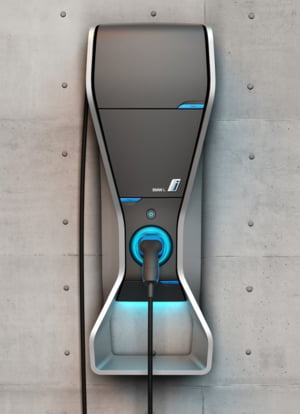 Modul inedit in care vor putea fi incarcate masinile electrice BMW