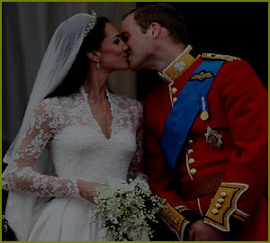 "Momentele ""cheie"" ale nuntii regale in imagini"