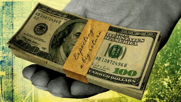 Moneda americana scade dupa anuntul FED: Vezi cursul valutar dolar/euro