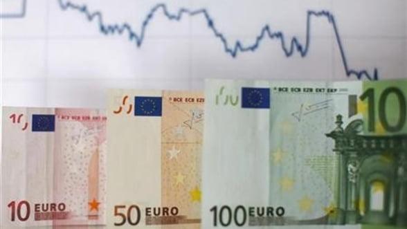 Moneda euro a scazut la minimul ultimilor 11 ani fata de yen