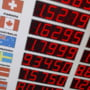 Moneda nationala s-a apreciat pana la 4,24 lei/euro