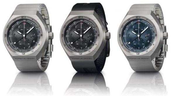 Monobloc Actuator 24H, un ceas complex creat pentru a reflecta imaginea bolizilor Porsche