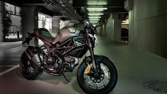 Monster Diesel: O bijuterie marca Ducati si Diesel