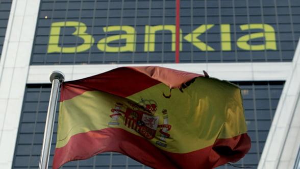 Moody's: Problemele bancilor din Spania vor continua