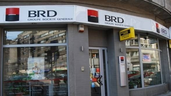 Moody's a coborat ratingul BRD si al altor subsidiare Societe Generale