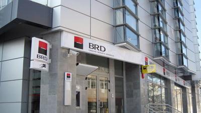 Moody's a redus ratingurile BRD si BCR pentru depozite