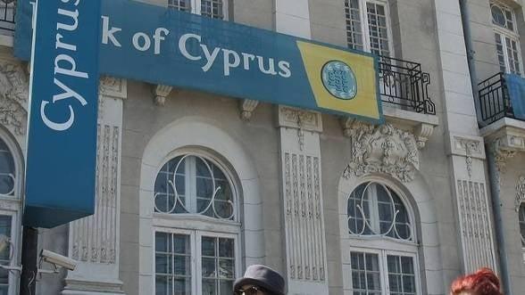 Moody's a retrogradat ratingurile principalelor banci din Cipru, prezente si in Romania