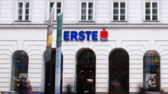 Moody's ar putea retrograda ratingul Erste Group Bank