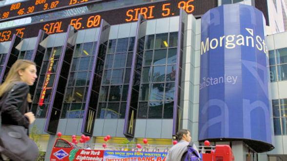 Morgan Stanley face economii si da afara bancheri de top