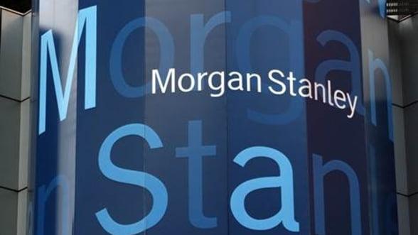 Morgan Stanley limiteaza bonusurile in bani la 125.000 de dolari