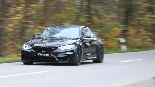 Mos Craciun exista si-ti aduce BMW-uri tunate G-Power
