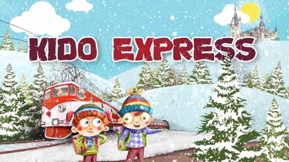 Mos Craciun vine, din nou, cu trenul copilariei, in 14 decembrie!