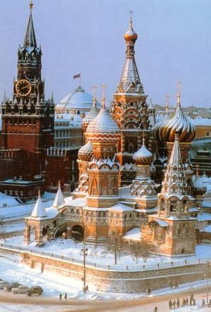 """Moscova, vizitata de romani, aproape ca in """"80"""