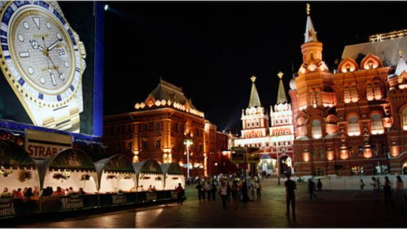 Moscova intrece New York-ul la numarul de miliardari