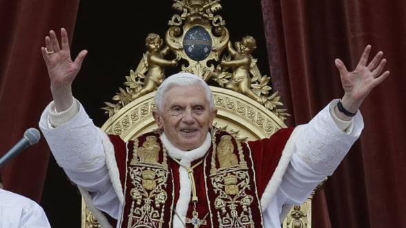Mostenirea financiara a Papei Benedict XVI: Lupta cu spalarea de bani