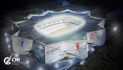 Motivul pentru care costul noilor stadioane din Bucuresti a crescut peste noapte cu aproape 60 de milioane de euro