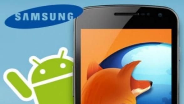 Mozilla si Samsung colaboreaza la realizarea Servo, noua tehnologie de browsing