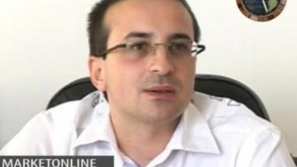 Mugur Frunzetti, director general Marketonline