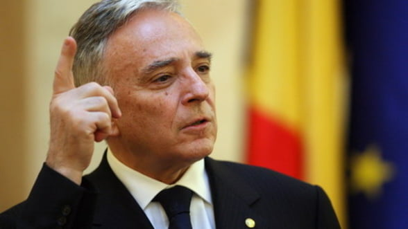 Mugur Isarescu a dat asigurari ca situatia din Cipru nu se va repeta in Romania