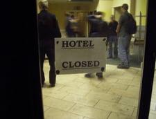 Multe hoteluri si pensiuni de pe Valea Prahovei nu au turisti si se inchid de luni pana joi