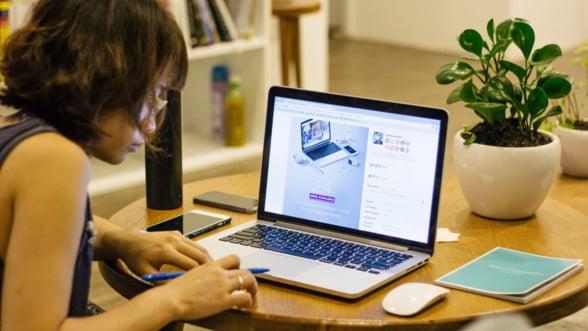 Munca de acasa ar putea salva companiile mici in urmatoarea perioada (Analiza)
