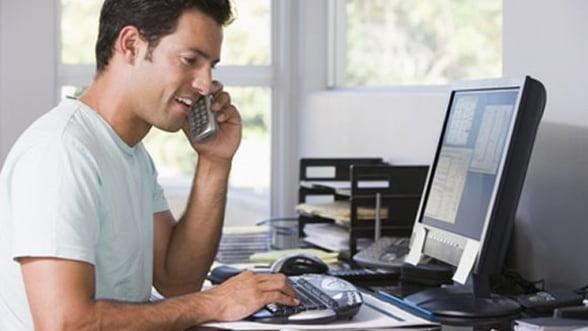 Munca la distanta afecteaza performanta angajatilor - studiu
