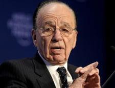 Murdoch incheie era mogulilor media