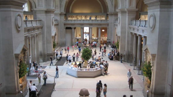 Muzeul Metropolitan din New York poate fi vizitat online