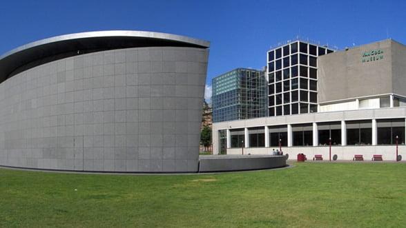 Muzeul Van Gogh din Amsterdam a primit un milion de vizite in 2014
