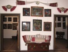 Muzeul de icoane pe sticla de la Sibiel