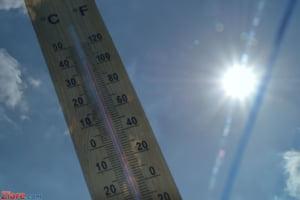 N-a mai fost asa cald pe Pamant de 120.000 de ani