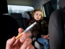 N-ai voie sa fumezi la volan, daca ai copii in masina. Cum ti s-ar parea o astfel de lege?