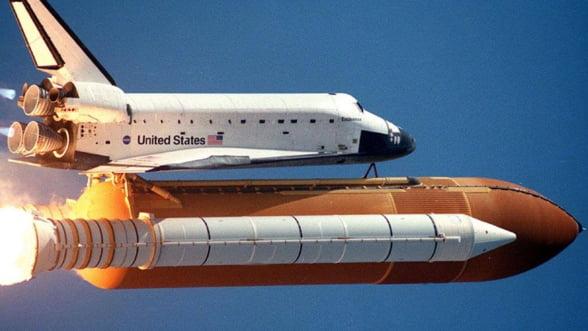 NASA aloca 1,1 miliarde de dolari pentru constructia de navete spatiale