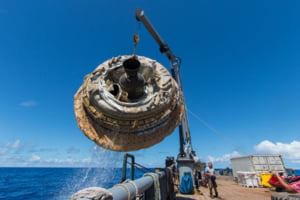 "NASA isi testeaza noua ""farfurie zburatoare"" pentru Marte"