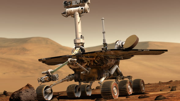 NASA premiaza cu 1,5 milioane de dolari cel mai bun robot autonom de explorare