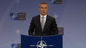 """NATO: Incursiunile Rusiei in spatiul aerian al Turciei nu sunt """"un accident"""""""