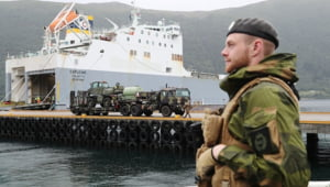 NATO exerseaza apararea Norvegiei in fata unei invazii: 50.000 de militari vor fi mobilizati aprope de granita cu Rusia