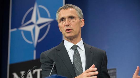 NATO intra in era Trump: Seful Aliantei spera sa existe dialog cu Rusia