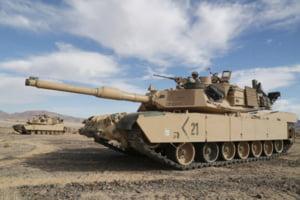 NATO se pregateste sa faca fata Rusiei: Tancurile americane debarca in Germania. Romania capata avioane de lupta