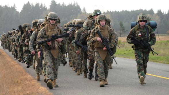 NATO vrea sa trimita patru batalioane in Europa de Est: Aliatii au nevoie de intariri