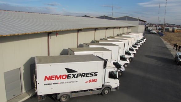 NEMO EXPRESS confirma cresterea volumelor de transport in primele 3 luni din 2017