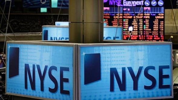 NYSE Euronext preia indicele LIBOR pentru o lira sterlina