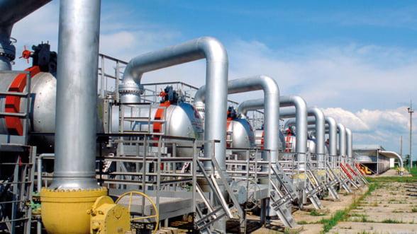 Negocierile cu Rusia pentru importul de gaze continua in 2012