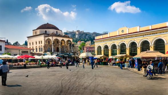 Negocierile cu creditorii, de bun augur? Economia Greciei a crescut considerabil