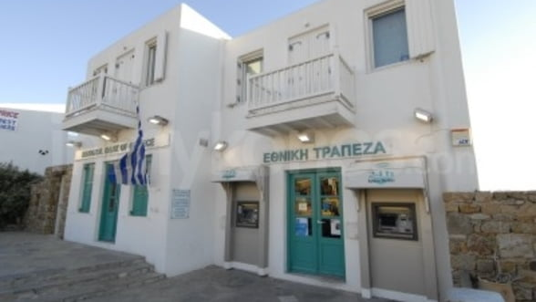 Negocierile pentru recapitalizarea celei mai mari banci grecesti s-au blocat
