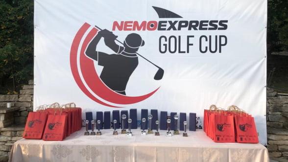 NemoExpress Golf Cup - Sport si eleganta la Cluj